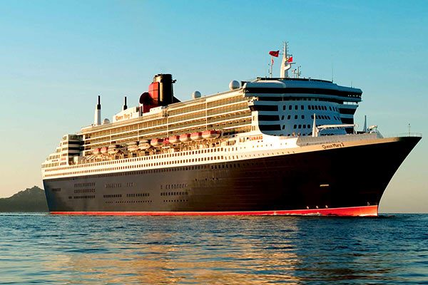Cunard Cruise Line - The Iconic Queen Mary 2