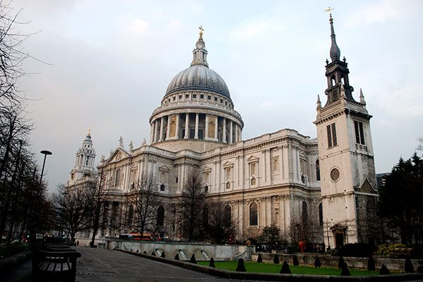 St Paul's Cathedral, England
